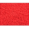 Seedbead 10/0 Opaque Matte Light Red